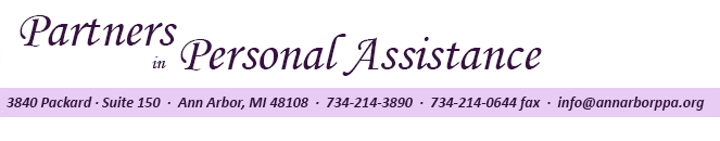 Partners in Personal Assistance | Home Health Care Ann Arbor
